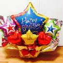 バルーンアレンジメント birthday