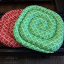 Spiral cushion/ 蜗牛座垫  (七宝)
