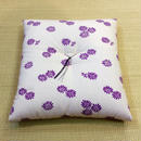 Small floor cushion (chrysanthemum) / 小座墊 (菊)