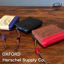"Herschel ""OXFORD"" Perforated Leather"