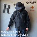 "HOSU×Foxfire ""URBAN TREK JACKET"" GORE-TEX"
