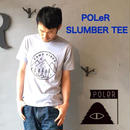 "POLeR ""SLUMBER TEE"" Gray Heather"