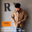 "UNIVERSAL OVERALL ""COVERALL"" Beige"
