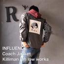 "Influence ""Coach Jacket"" Killiman jah low works"