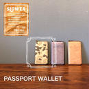 "SLOWER BAG ""PASSPORT WALLET"" Camo"