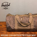 "Herschel ""STUDIO collection SUTTON MID"" Cheetah Camo"