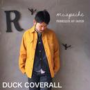 "m.c.apache ""DUCK COVERALL"" Mustard"