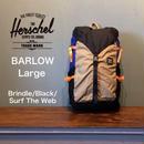 """Herschel """"BARLOW Large"""" Brd/Blk/Stw"""
