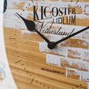 木調電波掛け時計  「Crochte - クロシュト - 」CL-1369