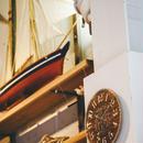 木調電波掛け時計「Riville - リヴィル - 」CL-1372