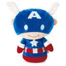 【USA直輸入】MARVEL キャプテンアメリカ ぬいぐるみ BIGGYS 30cm ホールマーク 日本未発売