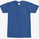 【USA直輸入】MARVEL キャプテンアメリカ シールド ブルー Tシャツ マーベル