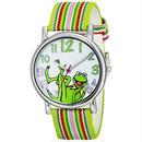 【USA直輸入】マペッツ カーミット レディース用 腕時計 MU1010 Dial Multi-Color MUPPETS