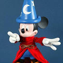 MAF FANTASIA MICKEY MOUSE ノンスケール ABS&ATBC-PVC製 塗装済み可動フィギュア