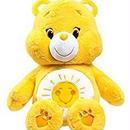 ケアベア Care Bear ジャストプレイ JUST PLAY ぬいぐるみ 50cm チアベア シェアベア ファンシャインベア (ファンシャインベア(イエロー))
