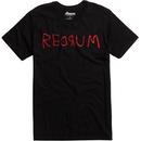 【USA直輸入】 The Shining シャイニング Redrum Sサイズ Tシャツ  ホラー 映画 ダニー  MURDER レッドラム