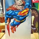 アメリカンブリキ看板 スーパーマン クラシック風