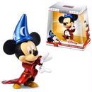 【USA直輸入】DISNEY  ファンタジア ミッキー メタル ダイキャスト フィギュア 6インチ 魔法使い ソーサラー ミッキーマウス