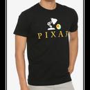 【USA直輸入】DISNEY  ピクサー Pixar ロゴ Tシャツ  Sサイズ ピクサーボール ディズニー  映画 トイストーリー カーズ モンスターズインク