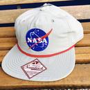 【USA直輸入】NASA ナサ フラットキャップ 宇宙 帽子 キャップ ハット