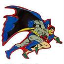 【USA直輸入】DCコミックス バットマン ロビン ブリキ看板 壁掛け DC バットマン コミック