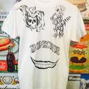 【海外商品】ジョーカー タトゥー Tシャツ スーサイドスクワッド 正規ライセンス