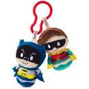 【USA直輸入】CLIPPYS  DCコミックス バットマン ロビン ぬいぐるみ ittybittys 約8cm hallmark