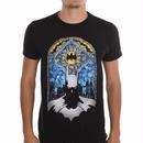 【海外商品】バットマン ステンドグラス Tシャツ 日本未発売 正規ライセンス