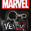 Marvel(マーベル) Venom(ヴェノム) Logo ベンダブルキーチェーン