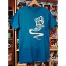 【USA直輸入】DISNEY ホーンテッドマンション ブルー ゴースト Sサイズ Tシャツ  ディズニー THM