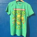 海外商品 ミュータントタートルズ Tシャツ Sサイズ 旧カメ TMNT
