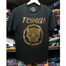 【USA直輸入】MARVEL ブラックパンサー T'Challa  ゴールド Tシャツ マーベル
