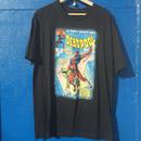 海外商品 marvel デッドプール Tシャツ Lサイズ deadpool