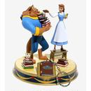 【USA直輸入】ディズニー 美女と野獣 Finders Keypers スタチュー キーホルダー付き