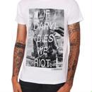 【USA直輸入】ウォーキングデッド ダリル Tシャツ ショートカット 正規品 日本未発売