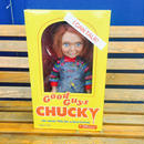 【USA直輸入】メガサイズ トーキング チャッキー グッドガイ 人形 メズコ