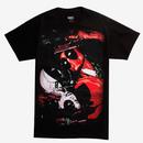 【USA直輸入】MARVEL デッドプール ドミノ Tシャツ マーベル  デップ