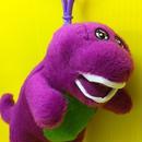 バーニー お人形キーホルダー 恐竜バーニー