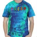 【USA直輸入】グレートフルデッド デッドベア タイダイ Tシャツ 海外Tシャツ