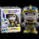 【USA直輸入】POP! MARVEL ガーディアンズオブギャラクシー サノス 蓄光 FUNKO  ファンコ  フィギュア  マーベル  グロー   Guardians  Thanos アベンジャーズ