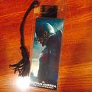 【USA直輸入】MARVEL 映画『CA ウィンターソルジャー』 キャプテンアメリカ フィルム ブックマーク  Movie Film