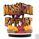 【USA直輸入】MARVEL デッドプール Q-FiG 3D Maximum Effort コンタムメカニック フィギュア Deadpool  デップ マーベル