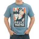【USA直輸入】DC バットマン ブルースウェイン Tシャツ プレジデント BATMAN DCコミックス