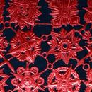 ドイツ ドレスデン ホイル 紋章 赤 6セット