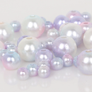 Various shining pearls × 40piece