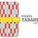 手帳型ケース YABANE/red