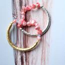 Pearl  bracelet pink