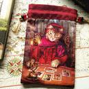【限定入荷】バロック ボヘミアン キャッツ タロットポーチ◆タロットリーダー◆The Baroque Bohemian Cats' Tarot Bag