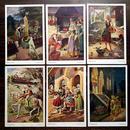 ◆シンデレラ◆ドイツアンティークポストカード6枚セット