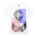 Parodia  オリジナルデザインTシャツ マリリン・モンロー